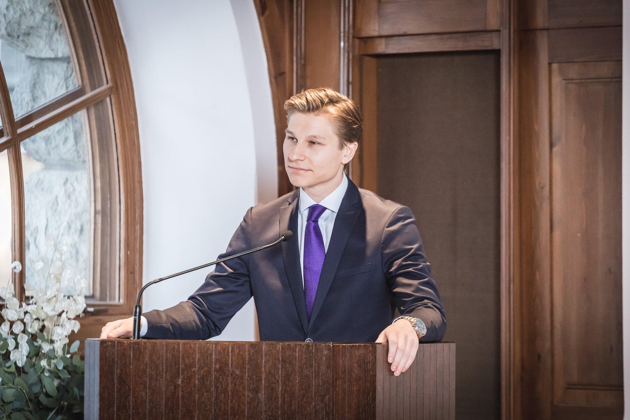 Ministeri Antti Häkkänen