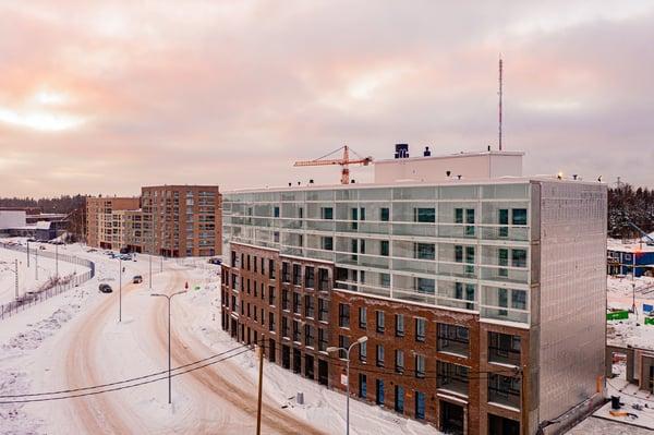 Avaran uusimpaan rahastoon valmistuu 200 uutta asuntoa kasvukeskuksissa