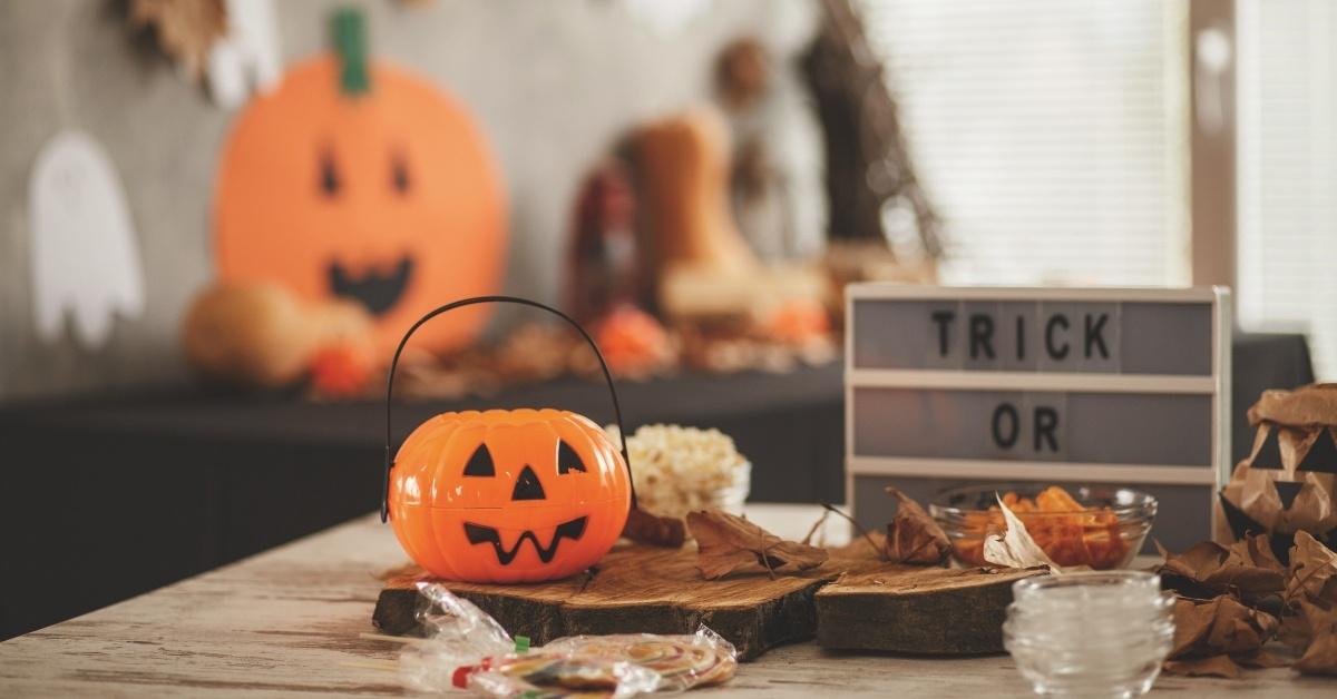 Halloween - jännittävät herkut illanistujaisiin