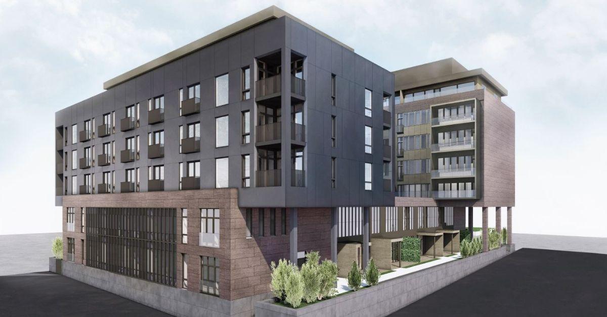 Kuopion Pankin arvostettuun rakennukseen valmistuvat Avara-kodit ovat cityihmisen unelma