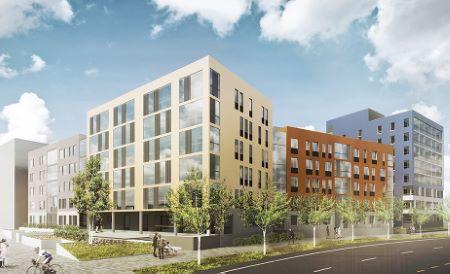 Skanska ja Avara sopimukseen 97 asunnon rakentamisesta Tampereen Härmälänrantaan