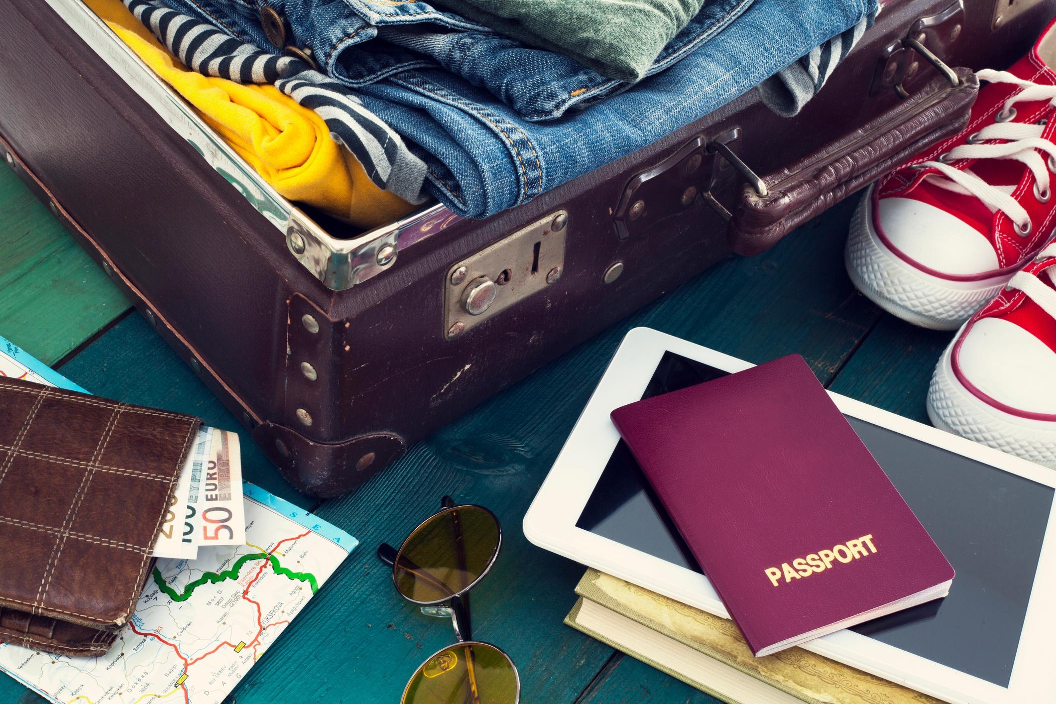 Mitä pakata mukaan ulkomaanmatkalle?
