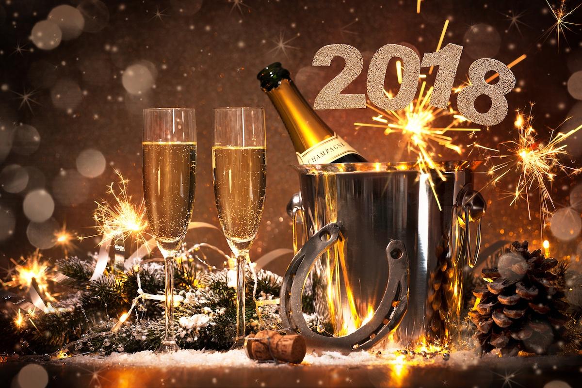 Uudenvuoden juhlien järjestäminen