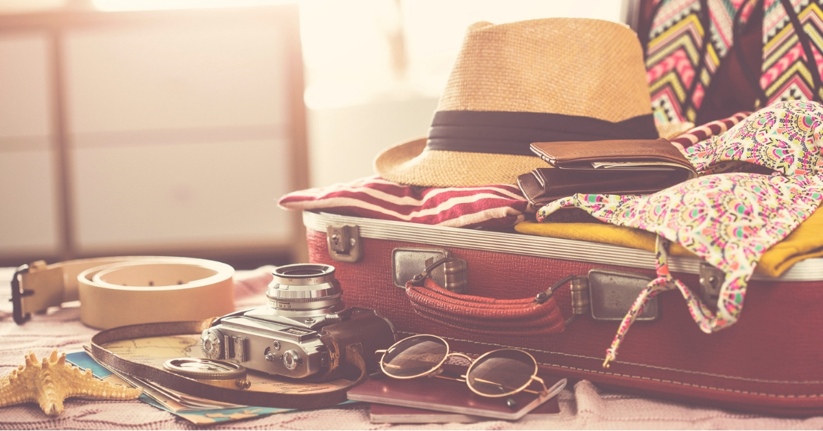 Muistilista lomamatkaa varten - Muista nämä ennen reissua
