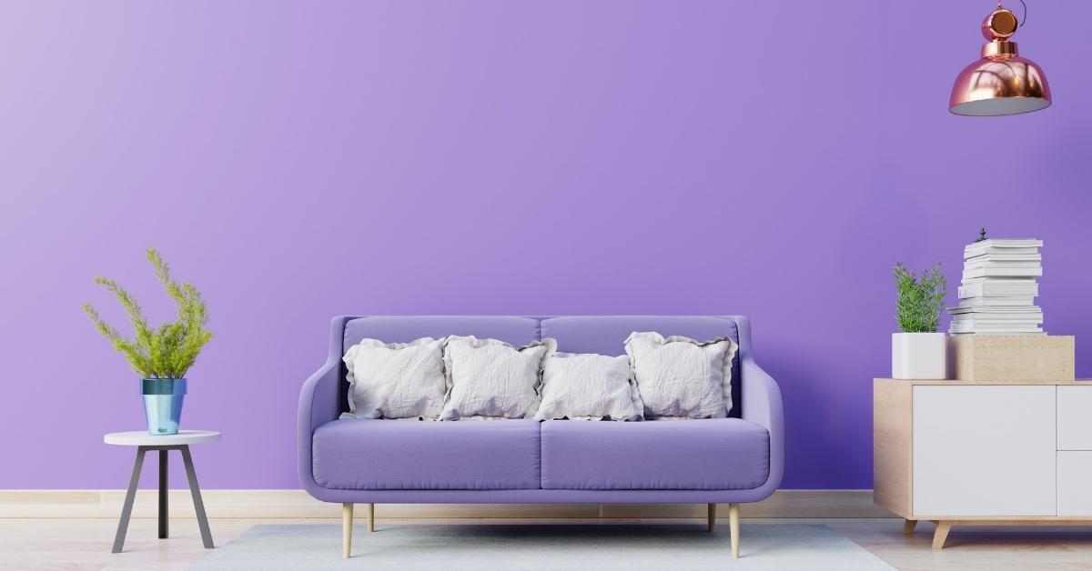 Vuoden sisustusväri on Ultra Violet!