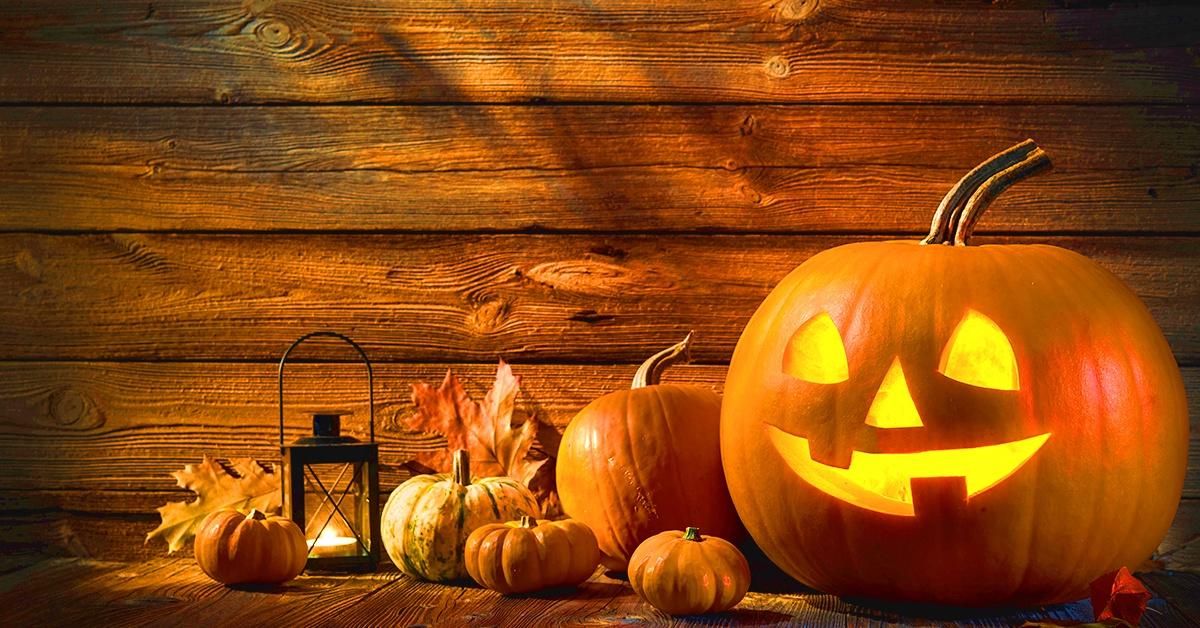 Budjettisisustajan Halloween