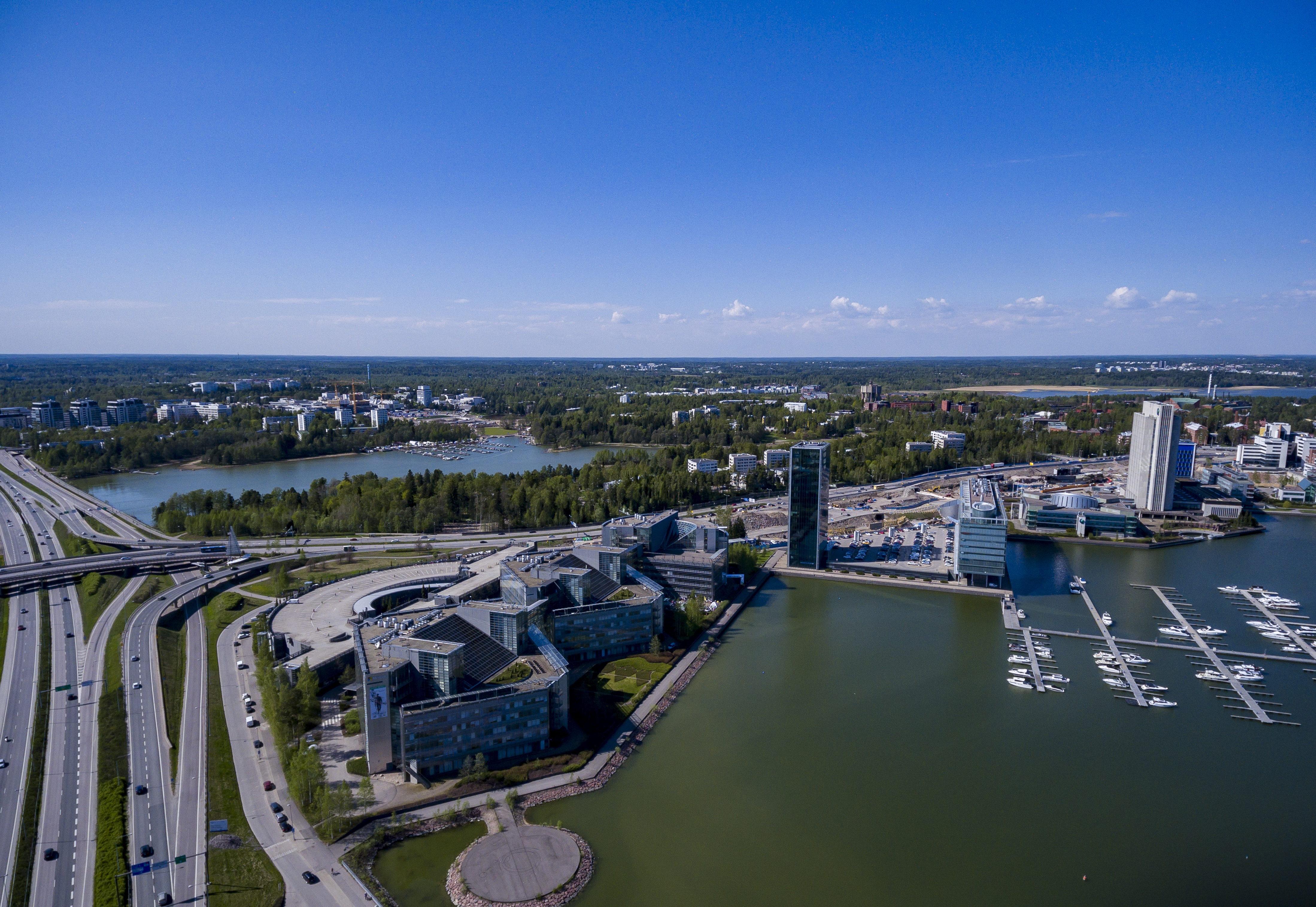 Espoo on monella tapaa koko Euroopan paras asuinkaupunki